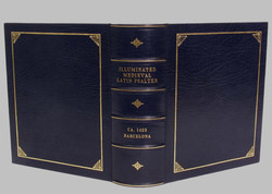 Full Leather Clamshell Box