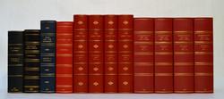 Rare Book Clamshell Box Churchill