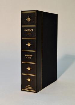 Custom Clamshell Box for Rare Book