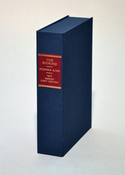 Cloth Clamshell Box for Book