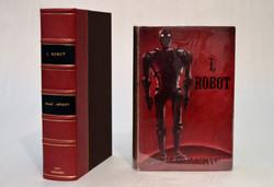 Rare Book Clamshell Box Asimov