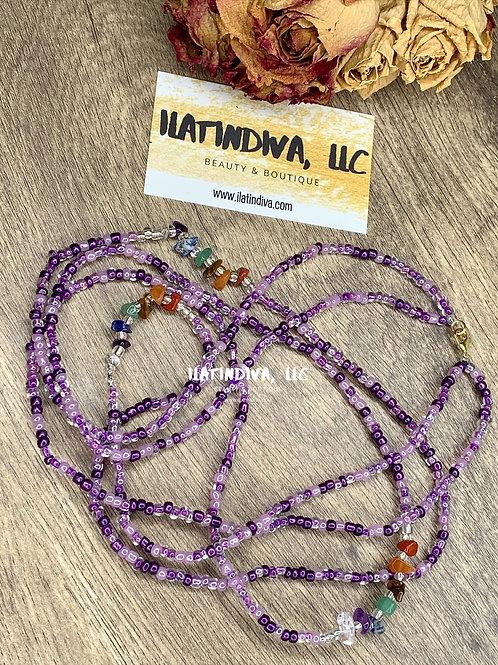 Two Strand Waist Beads