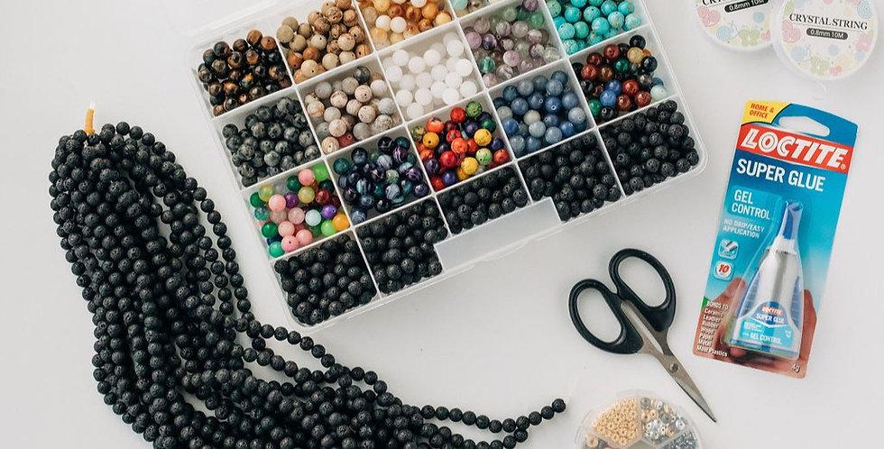100 Pack DIY Bracelet
