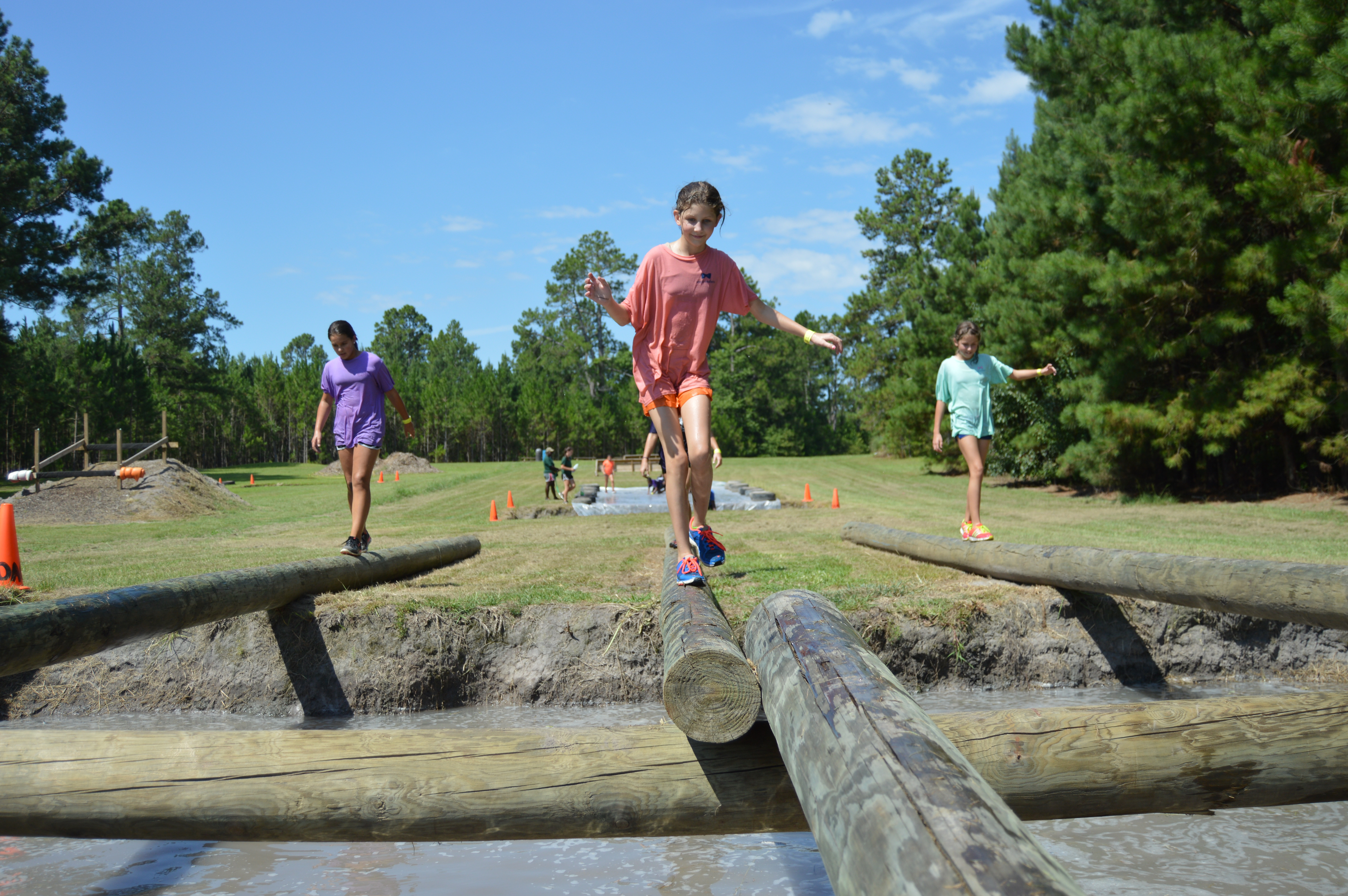 JUNIOR OBSTACLE COURSE PACKAGE