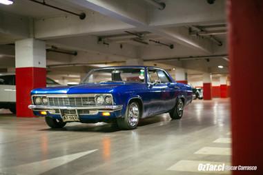 Sesión Impala
