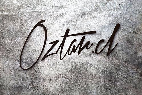 Sticker OzTar Firma