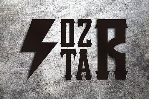 Sticker OzTar Rayo