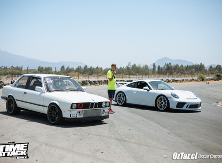 Time Attack Chile - Febrero 2020