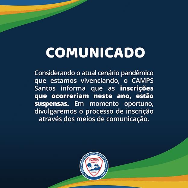 Comunicado_-inscrições_suspensas_-_sem