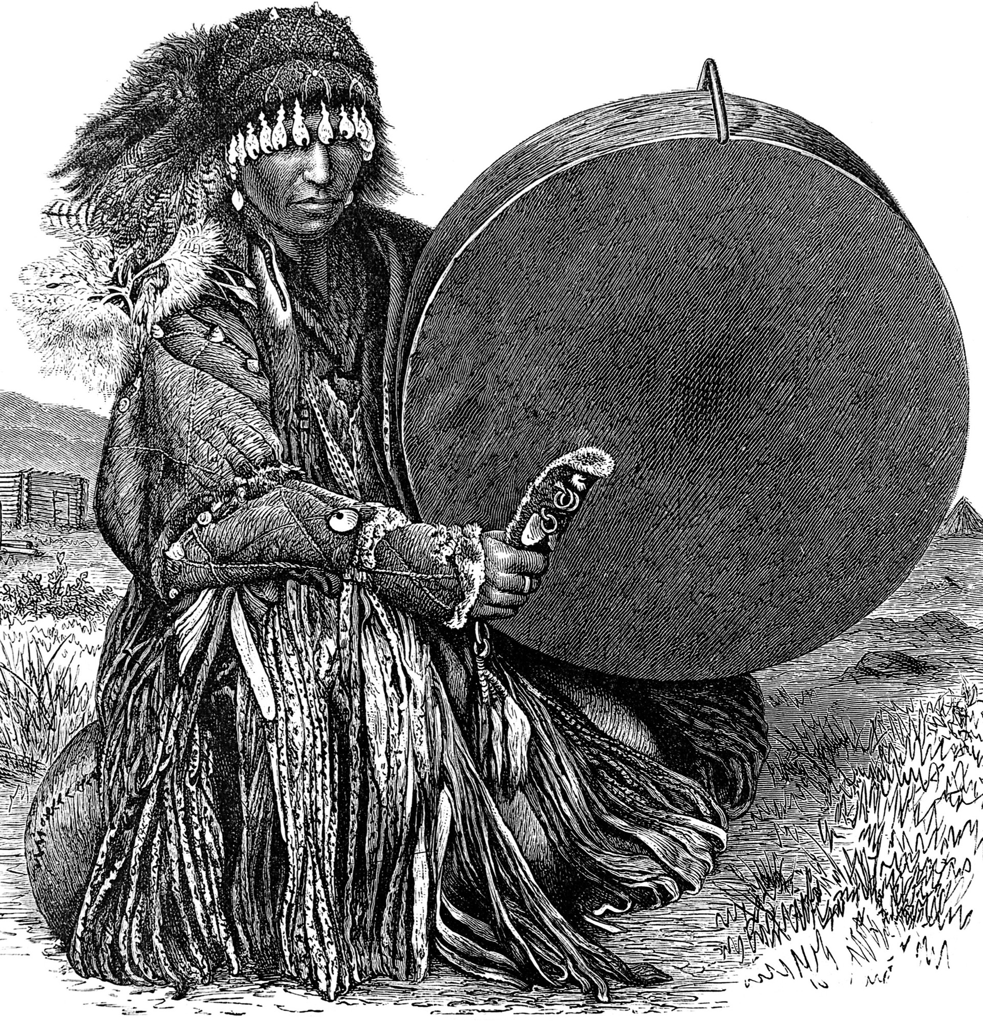 Mongol Shaman
