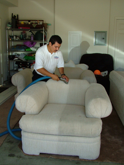 Durning: furniture cleaning