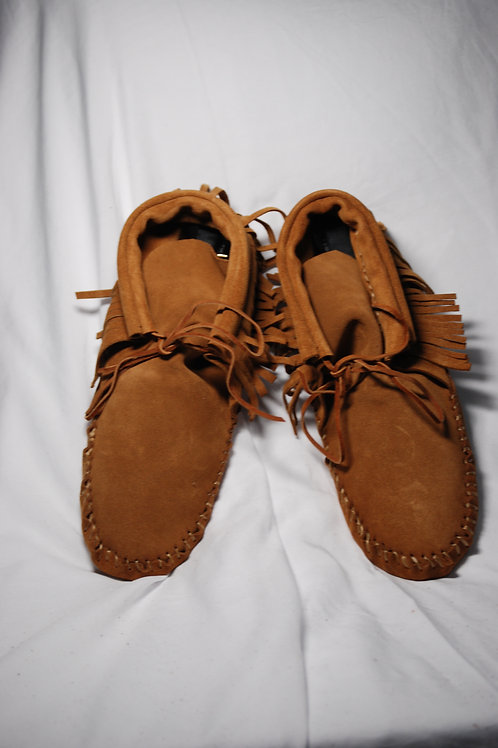 Moccasins Ankle 11