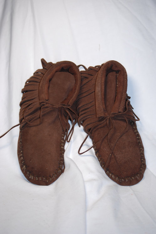 Moccasins Ankle 10