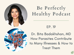 Dr. Bita Badakhshan, MD - How Parasites Contribute to Many Illnesses & How to Treat Them