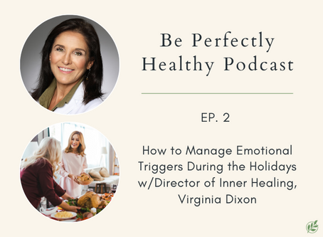 How to Manage Emotional Triggers During the Holidays w/Virginia Dixon