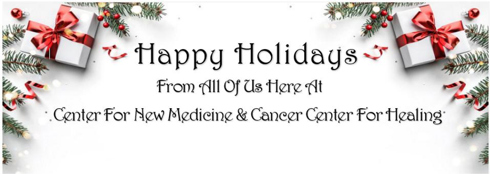 Center for New Medicine Christmas