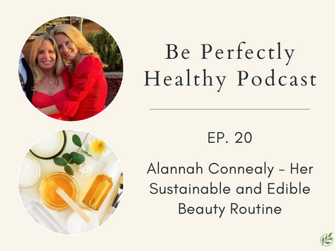Alannah Connealy on Her Personal Nutrition Choices