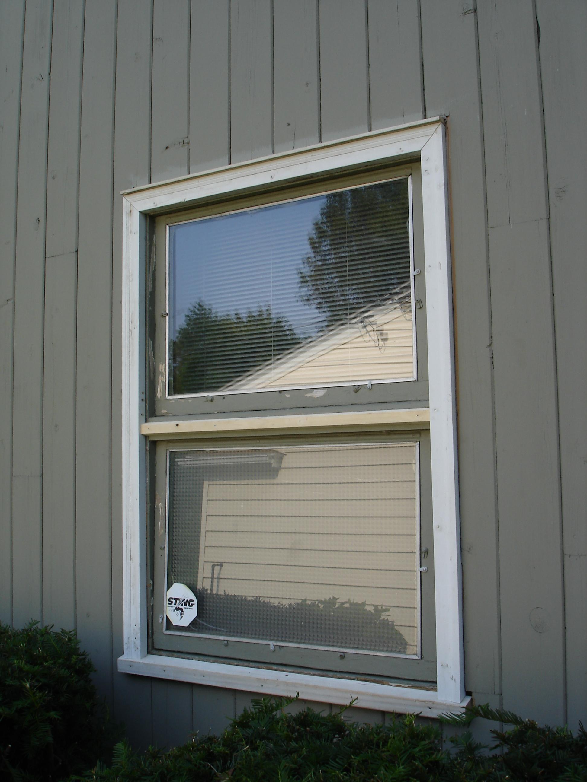 Side Window New Trim