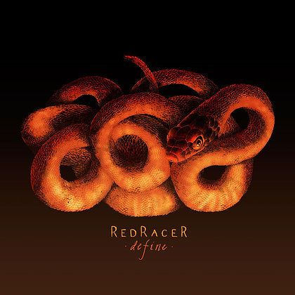 CD / REDRACER DEBUT LP 'DEFINE'