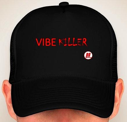 REDRACER 'VIBE KILLER' TRUCKER CAP