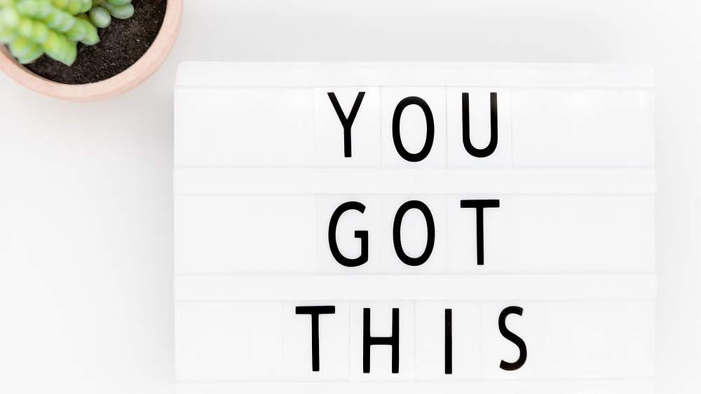 Power of Positive Self-Talk in 2 steps - You Got This