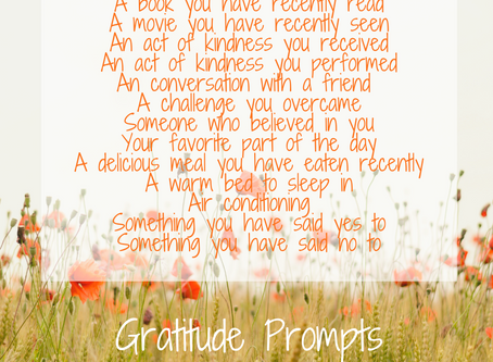 3 Easy Tips for Beginning a Gratitude Practice