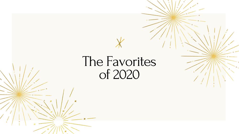 Favorites of 2020