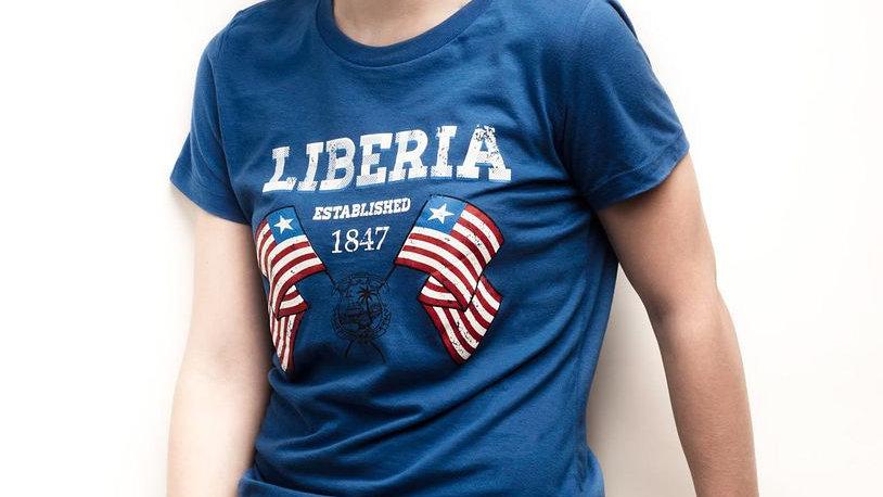Liberia Established 1847