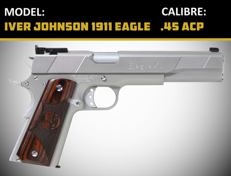 IVER JOHNSON 1911 EAGLE