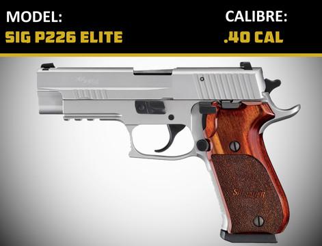 SIG P226 ELITE