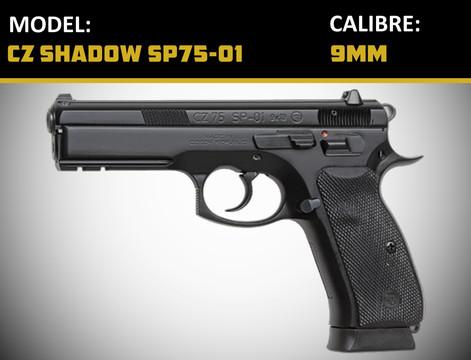 CZ SP75-01