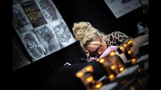 Eloise Maxiime Tattoo | Tattoo Freeze 2019