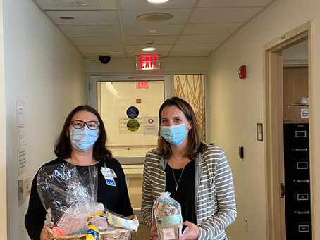 Butterfly Baskets Delivery to Chester County Hospital