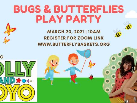 Springtime Butterfly Baskets Events!