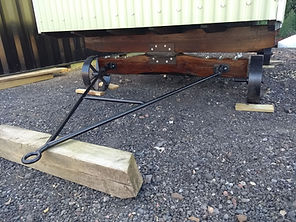 Quality shepherd's hut chassis