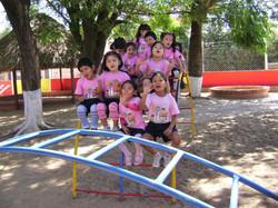 Mädchen beim Spielen