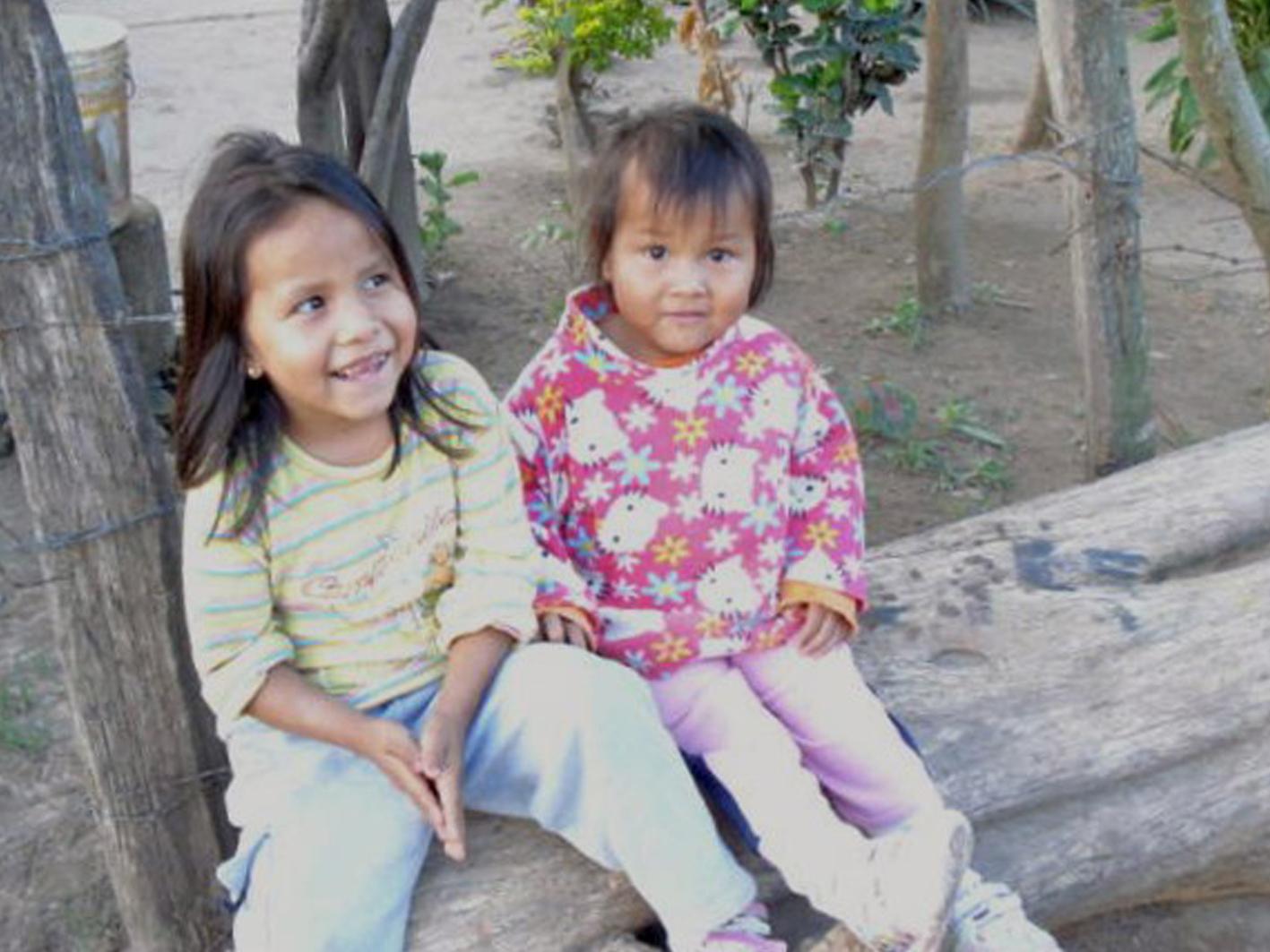 """Kinder von """"El Angel"""""""