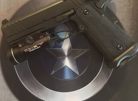 Hands on STI Tactical H.O.S.T.