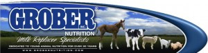 Now selling Grober milk replacer!