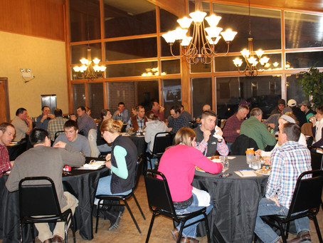 Successful Beef Producer Meeting
