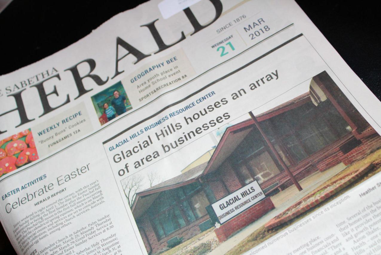 18.03.21 Glacial Hills Article
