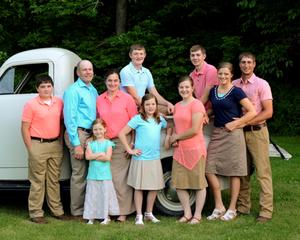 Dwight and Anita Rokey Family
