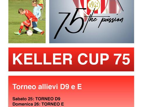 KELLER CUP 75! CI SIAMO!