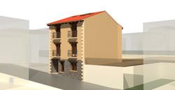 Edificio de Apartamentos de Turismo