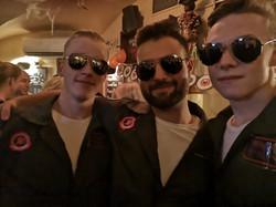 Goose, Maverick & Iceman im Dienst