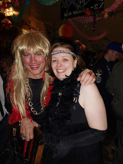 Fasching in der Weinorgel