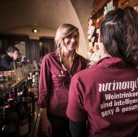 Das Weinorgel-Team.