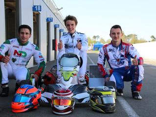 Team MSA Racing 24 heures du mans GP1