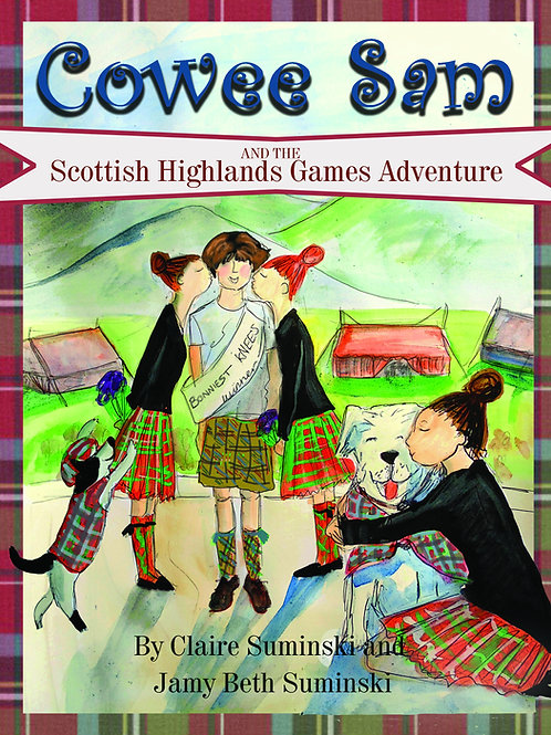 Cowee Sam and the Scottish Highlands Games Adventure