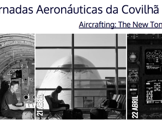 CEIIA AT THE AERONAUTICAL DAYSCOVILHà2016